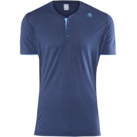 Aclima LightWool Kortærmet T-shirt Herrer blå